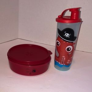 NEW Tupperware tumbler & lunch container